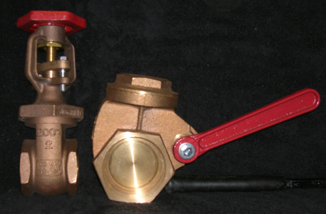 united brass valves
